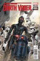 Star Wars: Darth Vader #13 - Mann Connecting Variant Cover